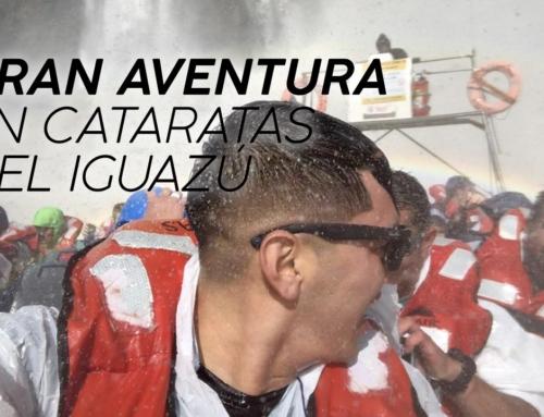 Gran aventura en las Cataratas del Iguazú