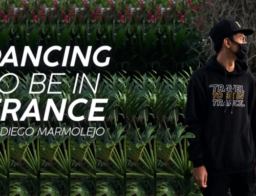 Dancing to be in Trance by Diego Marmolejo