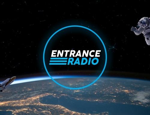 ¡Súbete a la nave de Entrance Radio!