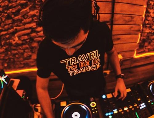 Wiz⚡️Hard debutó como DJ en Afternoon's Sessions